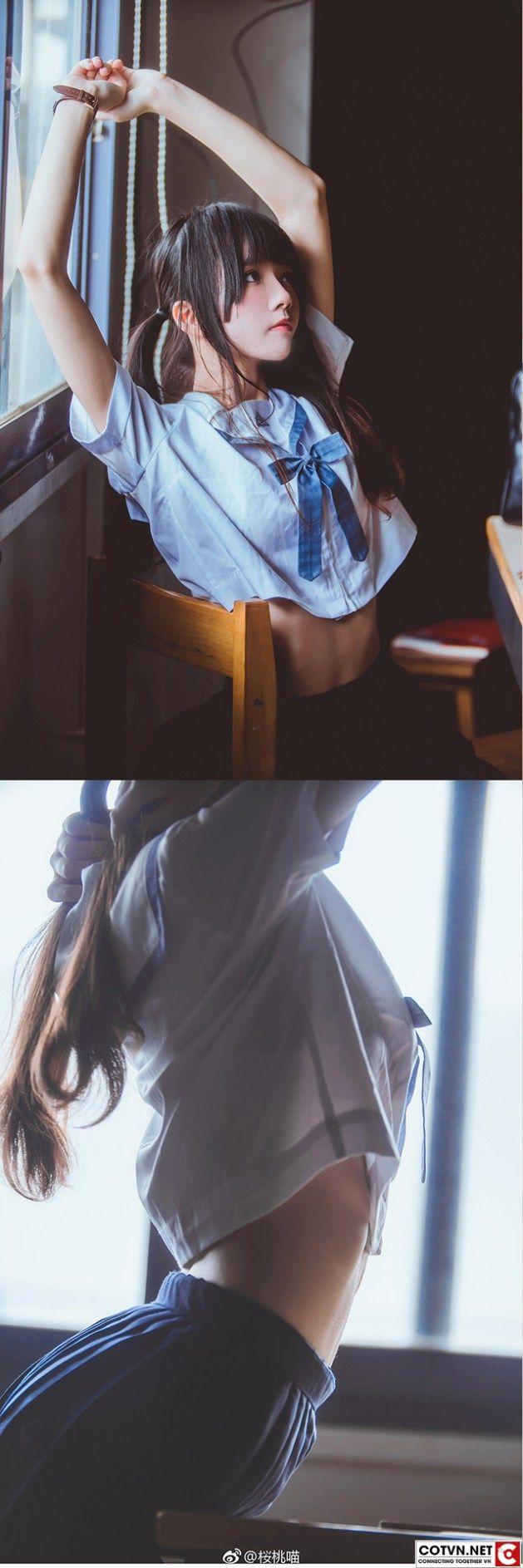 COTVN.NET - Cùng chiêm ngưỡng vẻ đẹp hớp hồn của bộ ảnh cosplay thiếu nữ hồn nhiên trong sáng ngay sau đây nhé.