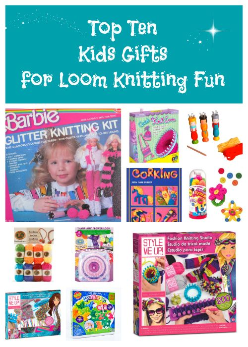 Fun Loom Knitting Patterns : Top Ten Kids Gifts for Loom Knitting Fun. http://www.loomahat.com/top-ten-kid...
