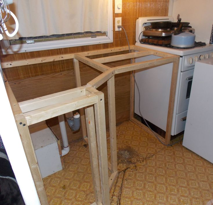 travel trailer kitchen remodel google search rv living pinterest
