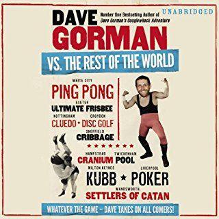 Dave Gorman Vs The Rest of the World cover art