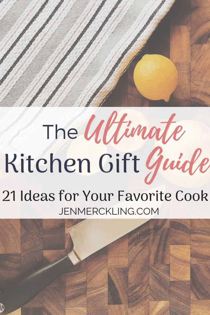 21 Ideas For The Perfect Kitchen Gift Christmas Giftguide Kitchengifts