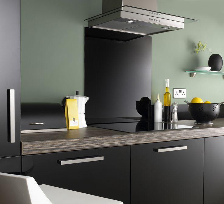 White Kitchen Dark Splashback: 85 Best Images About Kitchen Splashback Ideas On Pinterest