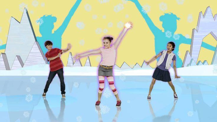 Freeze dance Just Dance Kids 2014