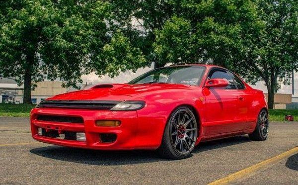 1990 Toyota Celica All Trac Turbo