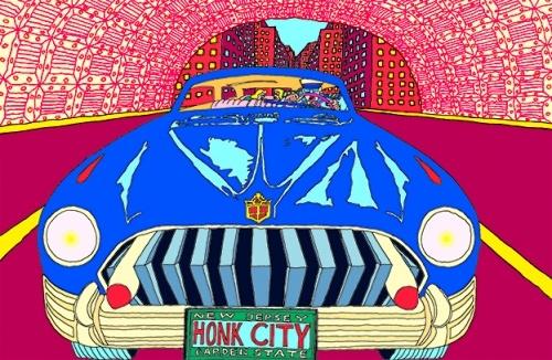 Honk City | Pushwagner
