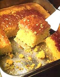 Recipe: Dinosaur Bar-B-Que Honey Hush Corn Bread - Recipelink.com