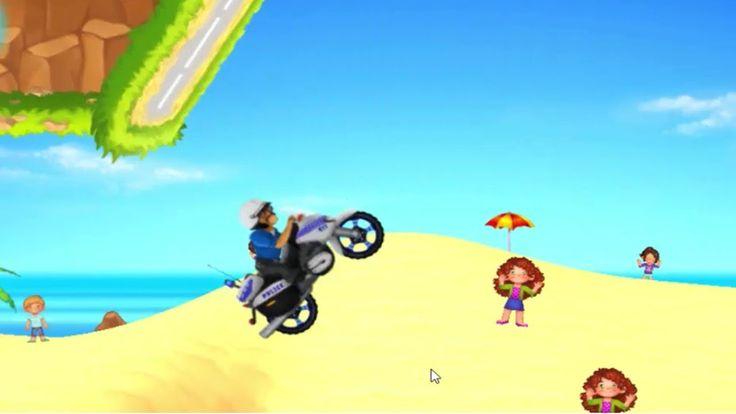 Kids Games Car Racing