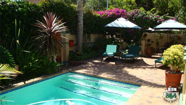 This could be you next weekend - lazing by our swimming pool on a beautiful Cape Town summer's day.  http://www.olafs.co.za/book-accommodation-sea-point.php