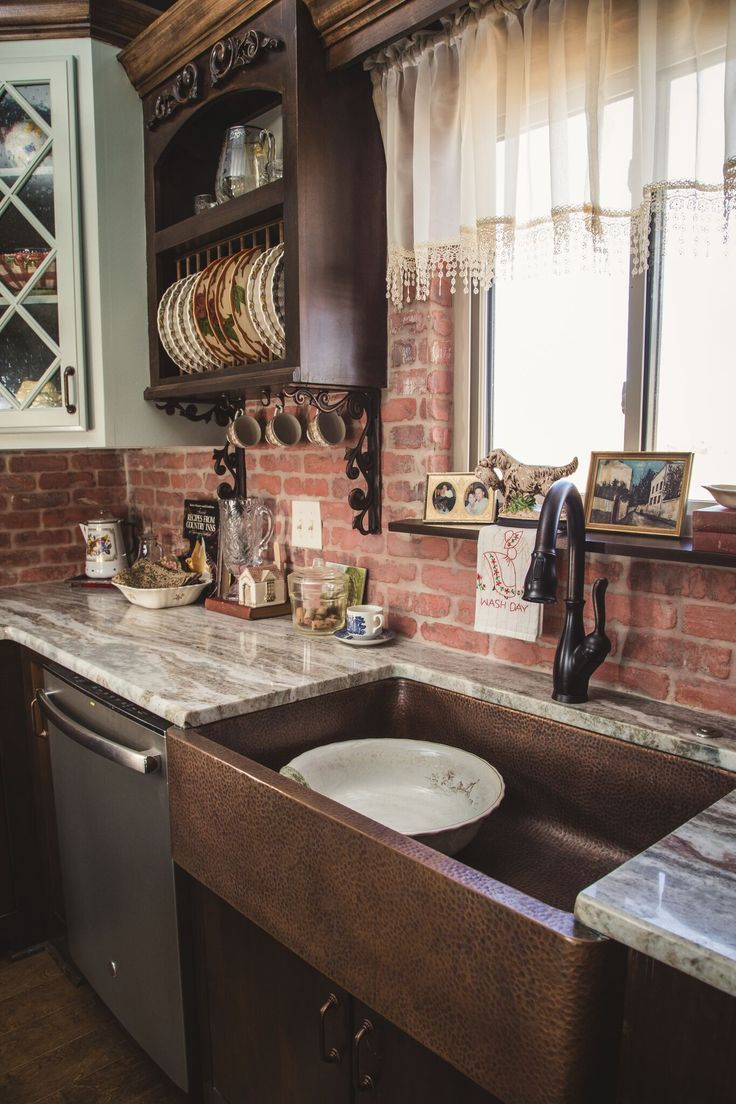 Copper farm sink Wash basin was my grandmothers Made in