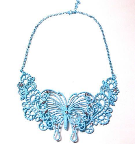 Vintage Romantic Decorative  Art nouveau butterfly by XenaStyle, ₪119.00