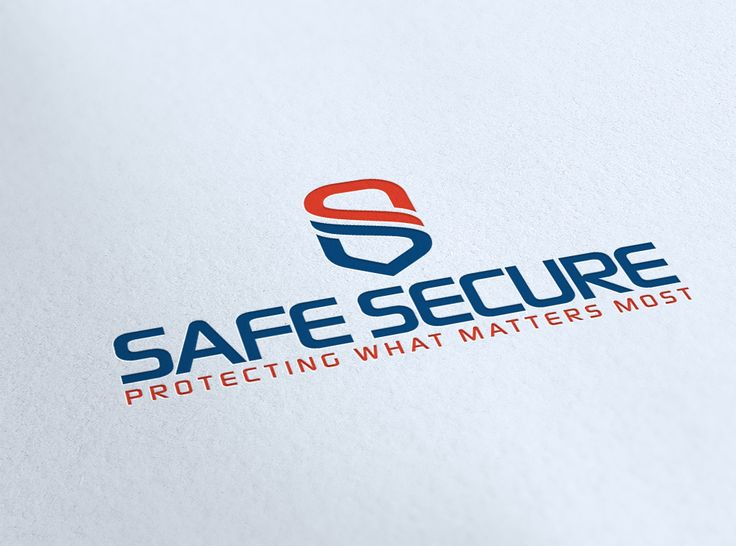 Safe Secure Logo Design