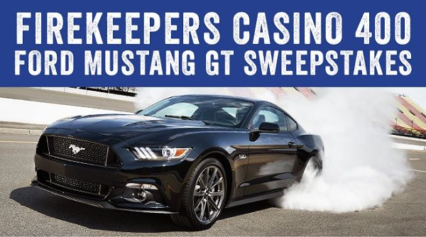 firekeepers casino car giveaway