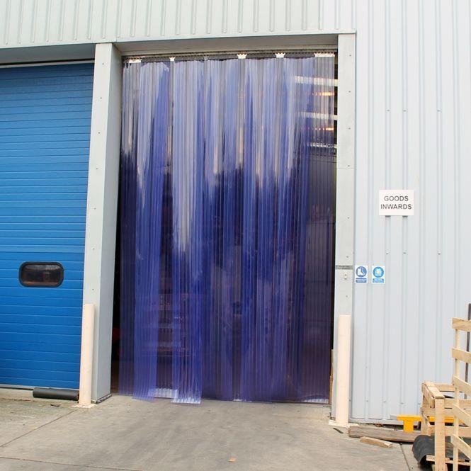 Heavy Duty Pvc Strip Curtains Strip Curtains Workplace Printed