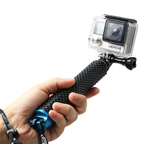 awesome Zenwow Extendable Selfie Stick, Gopro Pole Waterproof Telescopic Monopod for Go Pro Hero S H A A+ A P SJCAM SJ4000 SJ5000 Xiaomi Yi 4K Action Camera DSLR
