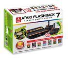 Atari 2600 Flashback 7 Classic Game Konsole + Reisestecker (inkl. 101 Spiele)