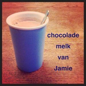 Lekker, warme chocolademelk naar een recept van Jamie Oliver #leukmetkids