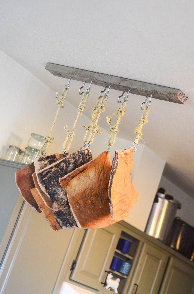 Air curing pork belly | The Elliott Homestead (.com)