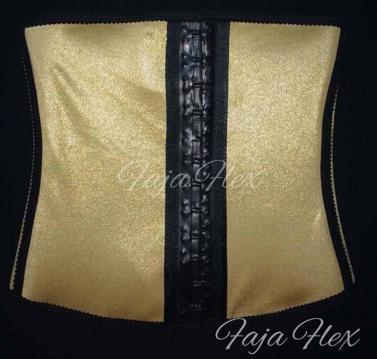 Dorado, a petición del cliente. Encuéntranos en www.fajaflex.co