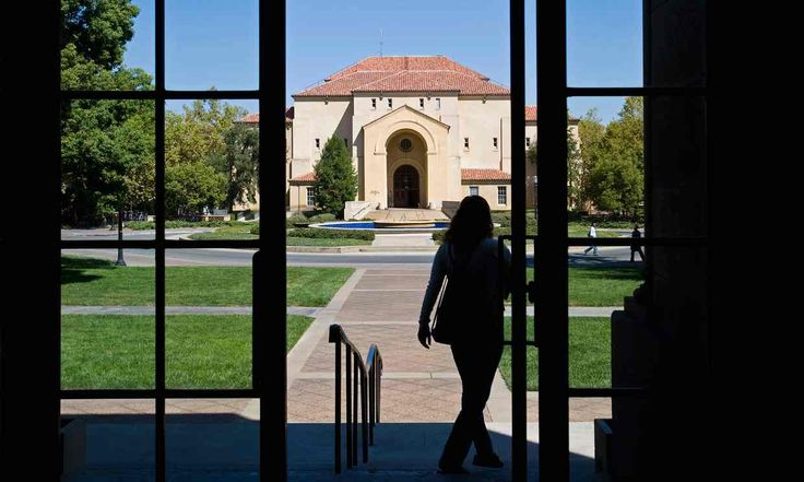 TO BROCK TURNER'S VICTIM: WE ARE WITH YOU Stanford University in California, where Brock Turner was a freshman when he sexually assaulted a 23-year-old woman.