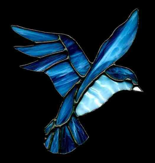 stained glass birds - Google Search