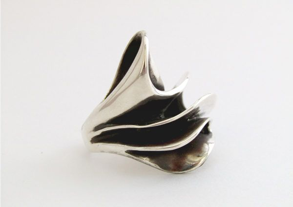 Must have this handmade silver ring!