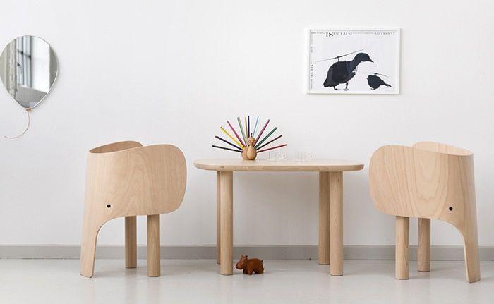 An Elephant Shaped Chair | 子供部屋, ベッドルーム