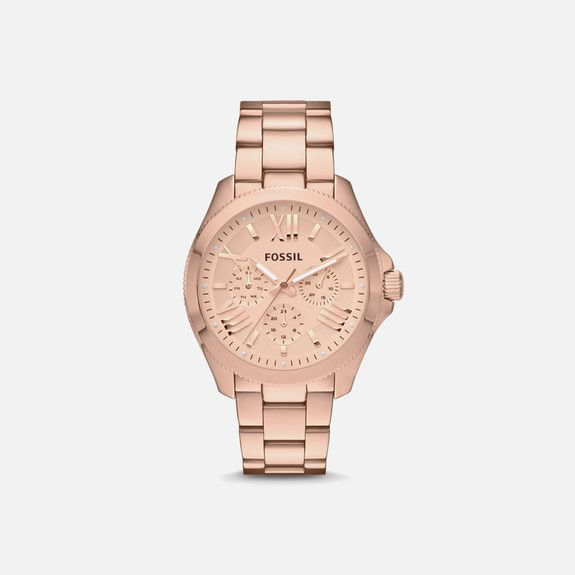 Fossil - Cecile - Rose Gold