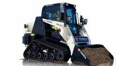 TEREX PT60 – Pásový nakladač