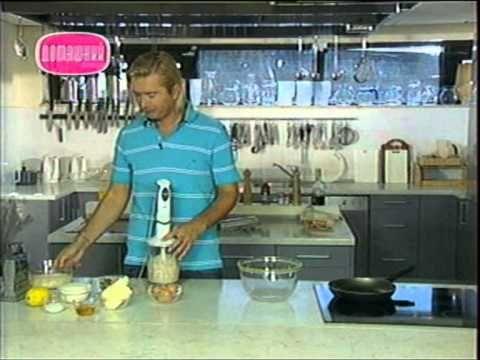 """Печенье: Шоколадная колбаска и """"Геркулес"""" - YouTube"""