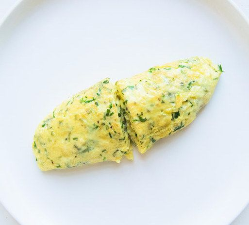 THE PERECT OMELETTE. | How Legendary French Chef Jacques Pépin Makes A Perfect Omelette