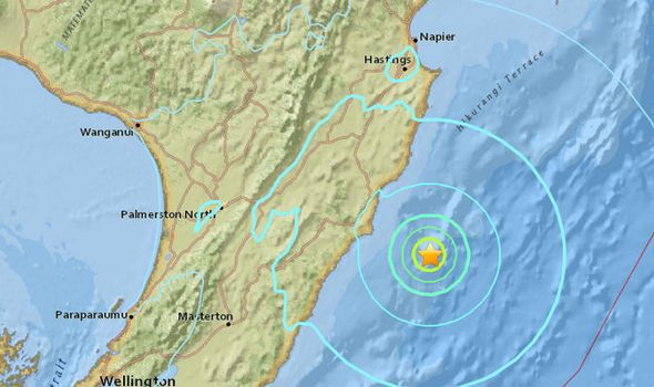 11/22/16 Now NEW ZEALAND rocked by 6.3 magnitude earthquake as tsunami slams into Japan  A MASSIVE 6.3 magnitude earthquake has rocked central New Zealand – just hours after a gigantic 7.4 magnitude tremor struck off the coast of Fukushima, Japan, unleashing a torrent of tsunami waves.