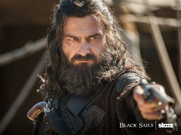 Blackbeard is coming to Black Sails!