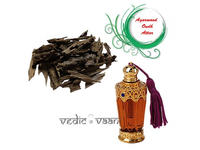 Agarwood Attar, Buy Authentic Attar from Vedic Vaani in USA.