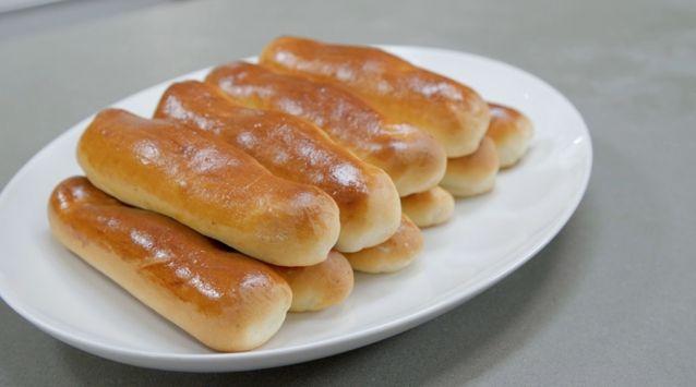 worstenbroodjes van Robert van Beckhoven