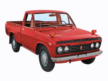 Toyota Hilux '03.1968–04.1972