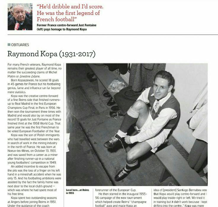 Raymond Kopa France