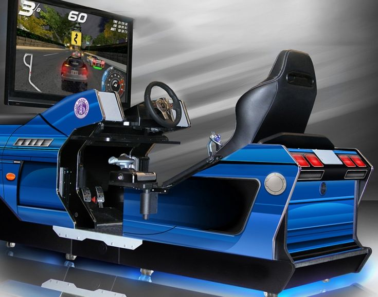 Pro Racing GT - Arcade Club House