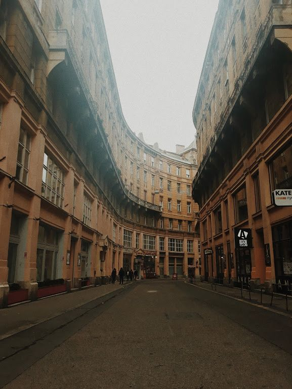 Budapest, Hungary - by Adelina S. Gray
