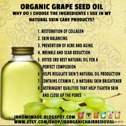 25 best ideas about grape seed oil on pinterest scented oil diffuser carrier oils and - The best oils for the skin ...