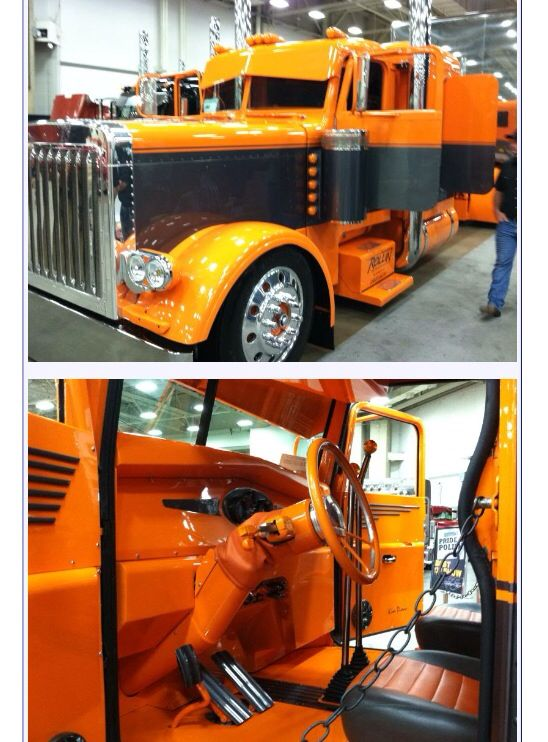 1000  images about peterbilt paint jobs on pinterest