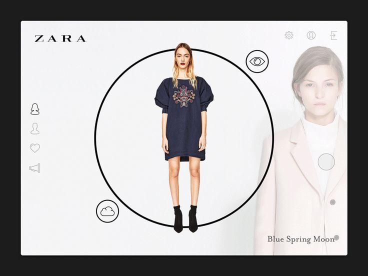 Zara App by Viking Pixels