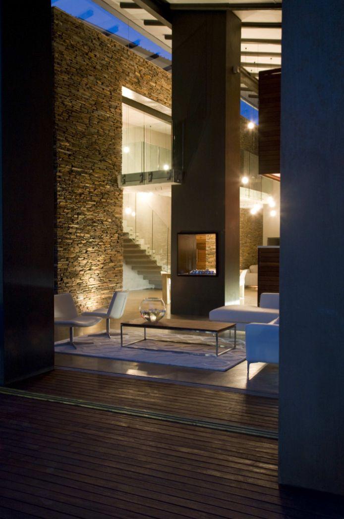 Thomas Gouws Architects - Serengeti Show House Lounge