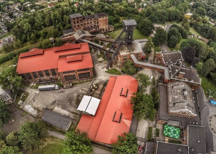 Skansen górniczy Důl Michal