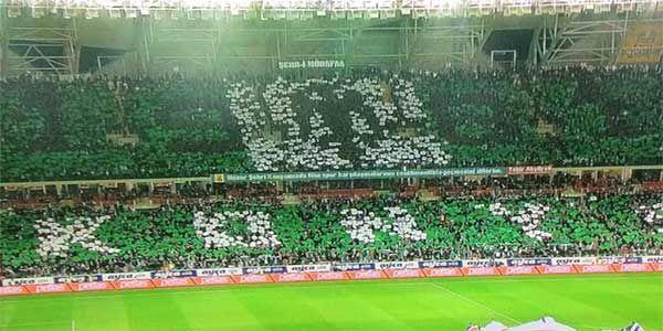 Konyaspor bu sezon tarihinde ki en iyi ilk yarı performansını yakaladı. Geçen senenin ikinci yarısından bu yana yükselişi devam eden yeşil beyazlı ekibin taraftarı...