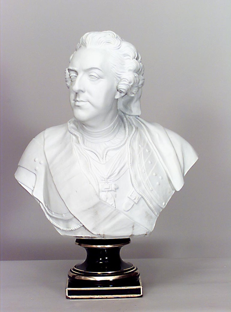 Louis XV bust