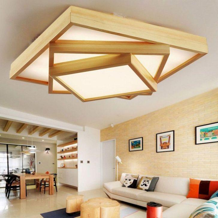 12 Elegant Wooden Ceiling Lighting Ideas For Amazing Home Inspiration Dexorate Ceiling Lights Living Room Bedroom False Ceiling Design Home Ceiling