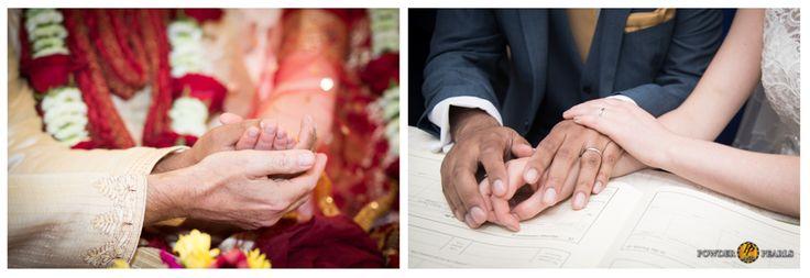 East meets West with a Hindu and Civil ceremony #hinduwedding #indianwedding #dillingtonhouse #dillingtonhousewedding #powderandpearls