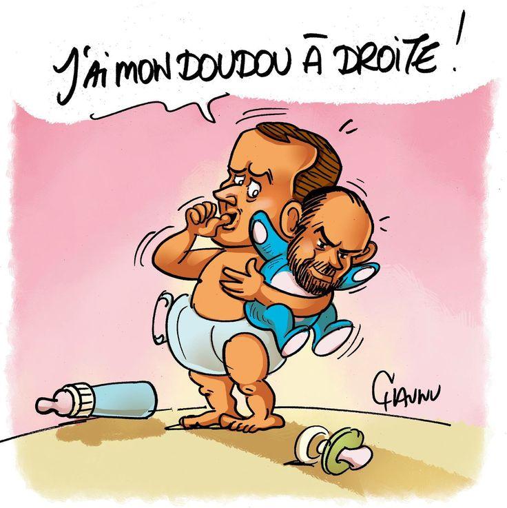 """Résultat de recherche d'images pour """"caricature édouard philippe"""""""