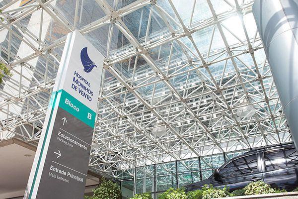 Hospital Moinhos de Vento on Behance
