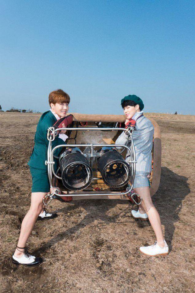 BTS drops a ton of eye candy as concept photos for special album | allkpop.com